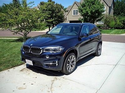 BMW : X5 xDrive35d X5 xDrive35d with 7 seats (3rd row)