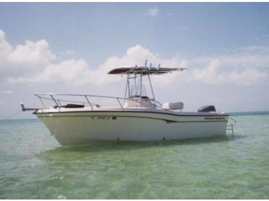 2001 Grady-White Escape 209