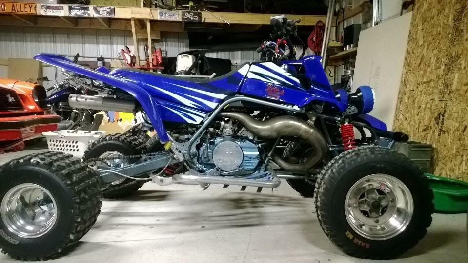 Yamaha Banshee 350 motorcycles for sale in Michigan on yamaha banshee engine diagram, yamaha banshee schematic drawings, yamaha banshee mods, yamaha banshee atv, yamaha banshee parts diagram, yamaha banshee for cheap, yamaha banshee rims, yamaha banshee special edition, yamaha banshee 500 4 stroke,