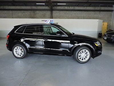 Audi : Q5 SUV 4 Door 2011 audi q 5 premium plus awd pano sunroof navigation mint clean premium plus