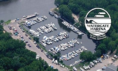 36 to 40 foot slip at Watergate Marina in St. Paul Minnesota boat yacht cruiser