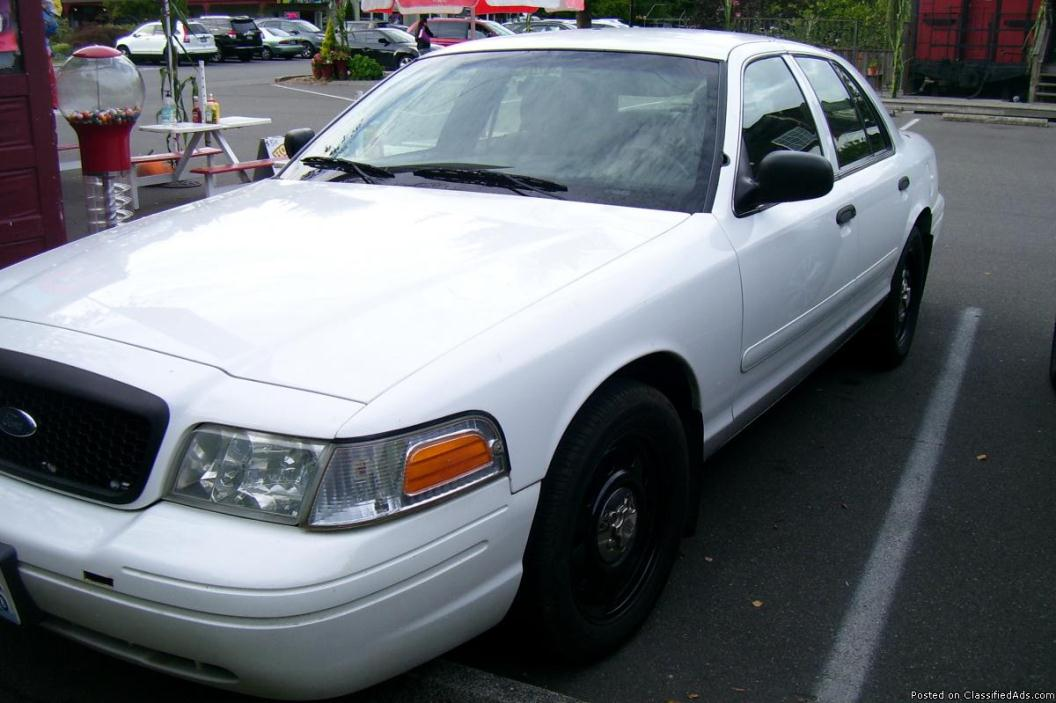 ford 2008 crown victoria