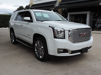 GMC : Yukon Denali Sport Utility 4-Door One owner, extremely well cared for Denali!