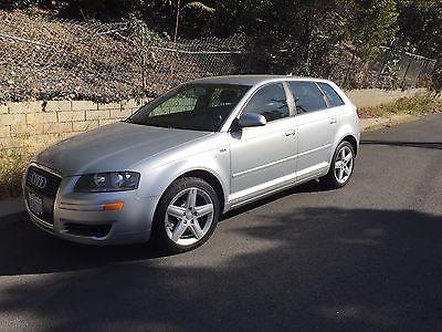 Audi : A3 2.0T 2006 audi a 3 2.0 turbo