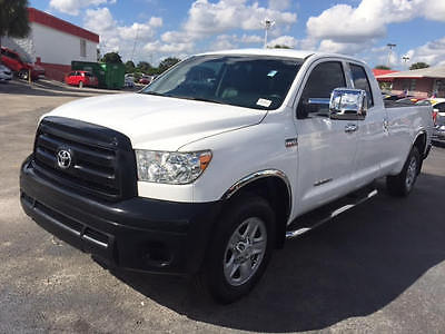 Toyota : Tundra Extended Bed 2010 toyota tundra crew cab pickup 4 door 5.7 l extended 8.1 bed