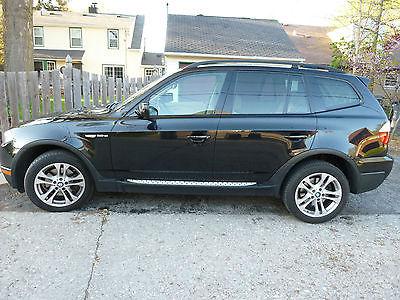 BMW : X3 X3 3.0si 2008 bmw x 3 3.0 si awd l k great winter vehicle