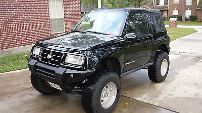Chevrolet : Tracker SUZUKI SIDEKICK  1996 geo chevy tracker w 1 z vw tdi turbodiesel engine 4 speed auto transmission