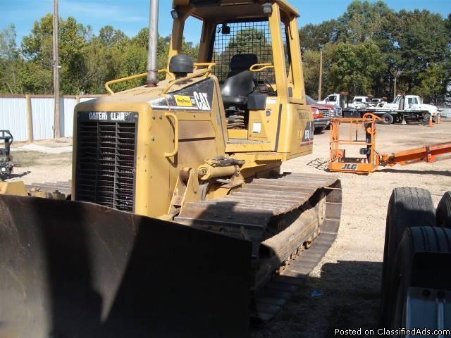 2005 Caterpillar D5G LGP Crawler Dozer - RTR# 5093089-01