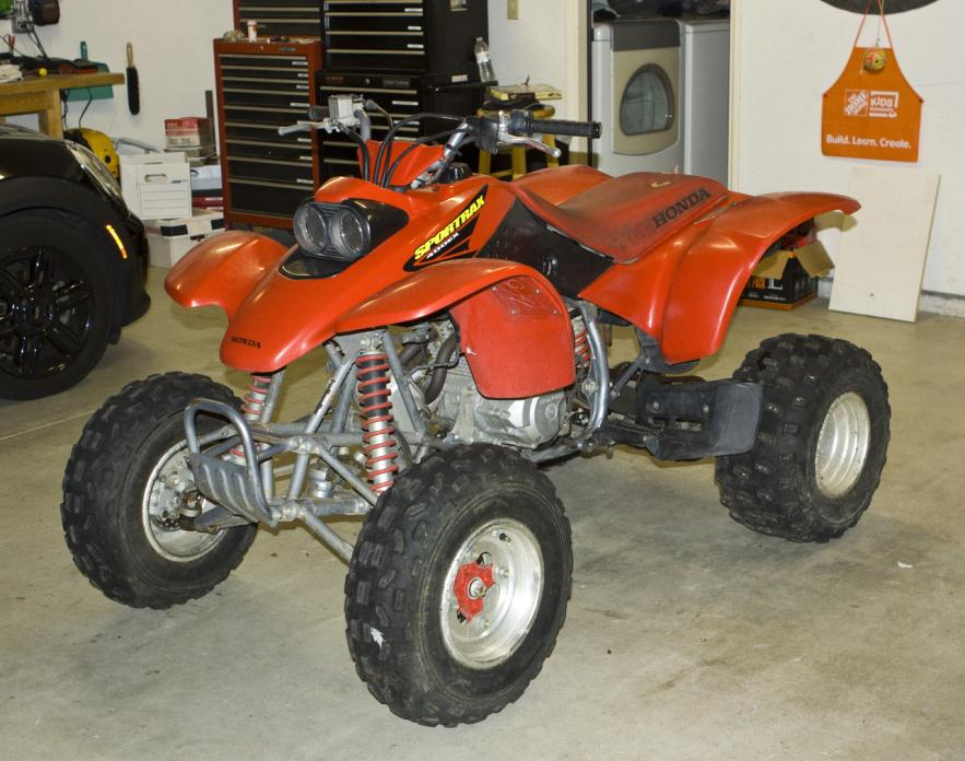 2003 Honda Sportrax 250ex Motorcycles For Sale