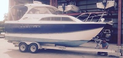 2007 Bayliner Cabin Cruiser on Trailer (Want to trade for car)