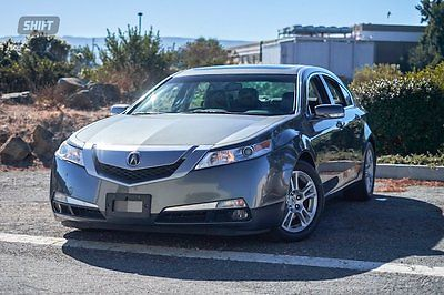 Acura : TL 3.5 2010 3.5 used 3.5 l v 6 24 v automatic fwd sedan premium moonroof