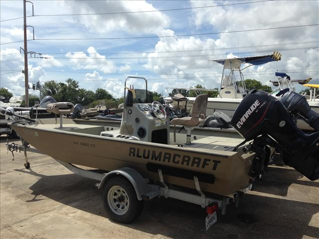 2011 Alumacraft 20'-18' All-Welds MV 1860 AW CC