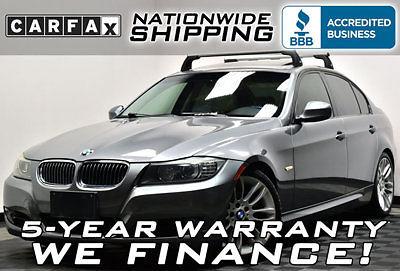 BMW : 3-Series 335d DIESEL PREMIUM SPORT LOADED 80K LEATHER SUNROOF 18