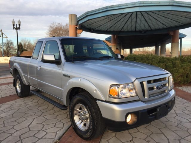 Ford : Ranger 2WD SuperCab 2010 ford ranger sport edge no reserve only 47 940 actual miles rebuilt title