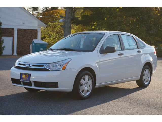 2011 Ford Focus S Woolwich, ME