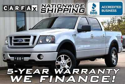Ford : F-150 FX4 4x4 LOADED FX4 4X4 LEATHER SUNROOF HEATED SEATS 145