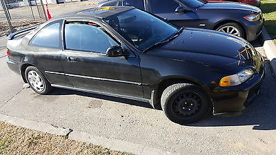 Honda : Civic EX 1994 honda civic ex only 120000 ml florida car no rust automatic ac sunroof