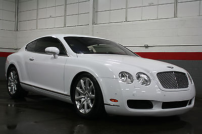 Bentley : Continental GT GT Coupe Clean Carfax, No accident History, Excellent Condition. Needs Motor Work
