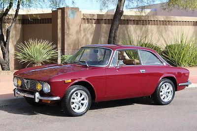 Alfa Romeo : GTV GTV 2000 1974 alfa romeo gtv 2000 cc a c beautiful must see