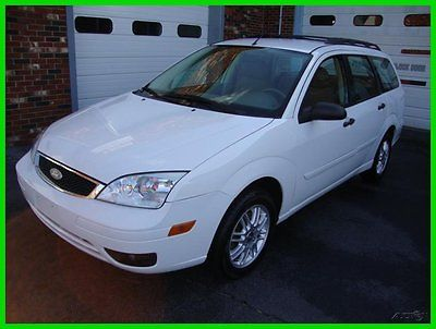 Ford : Focus ZXW 2006 zxw used 2 l i 4 16 v manual fwd