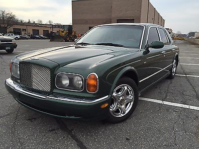 Bentley : Arnage 1999 bentley arnage runs great clean title luxury at its finest 71 k miles