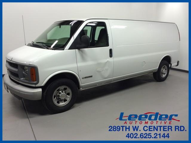 2001 Chevrolet Express Extended Cargo Van