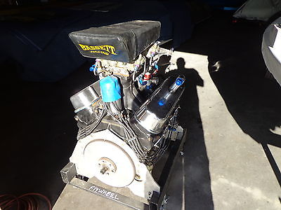 Big Block Chevy 471 Cu. In. V-Drive Boat, Rat Rod, Hot Rod, Circle or Jet Boat