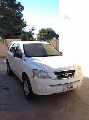 Kia : Sorento LX 2006 kia sorento 4 x 4 manual transmission clean title and clean carfax