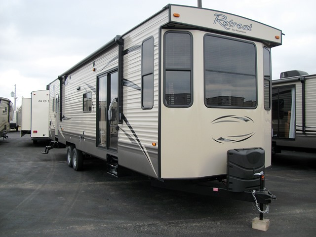 2016 Keystone Rv Passport 3220BHWE