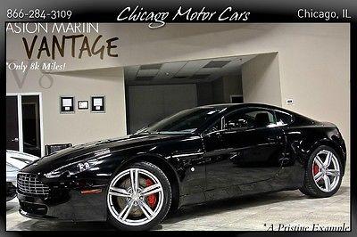 Aston Martin : Vantage 2dr Coupe 2009 aston martin vantage coupe sports pack satellite navigation premium sound