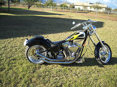 Custom Built Motorcycles : Chopper 2010 custom titan