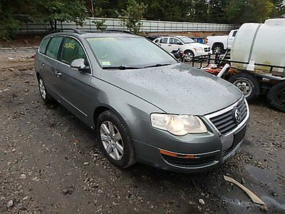Volkswagen : Passat Value Edition 2007 value edition used turbo 2 l i 4 16 v automatic front wheel drive wagon