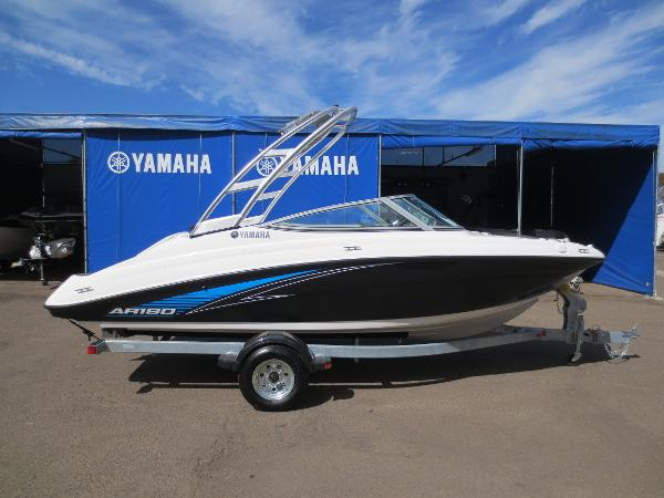Yamaha ar190 boats for sale in san diego california for Yamaha outboard service san diego