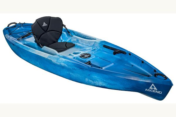 2015 Ascend D10T Sit-On (Blue/White)