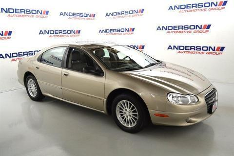 2003 CHRYSLER CONCORDE 4 DOOR SEDAN