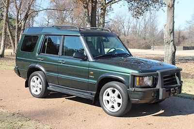 Land Rover : Discovery HSE One Owner Perfect Carfax Great Service History Michelin Tires