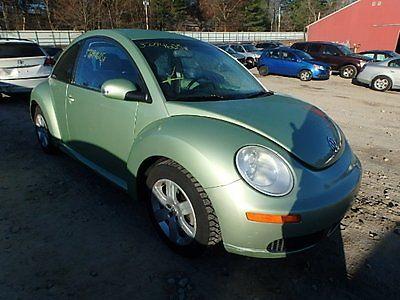Volkswagen : Beetle-New 2.5 2007 2.5 used 2.5 l i 5 20 v manual front wheel drive hatchback