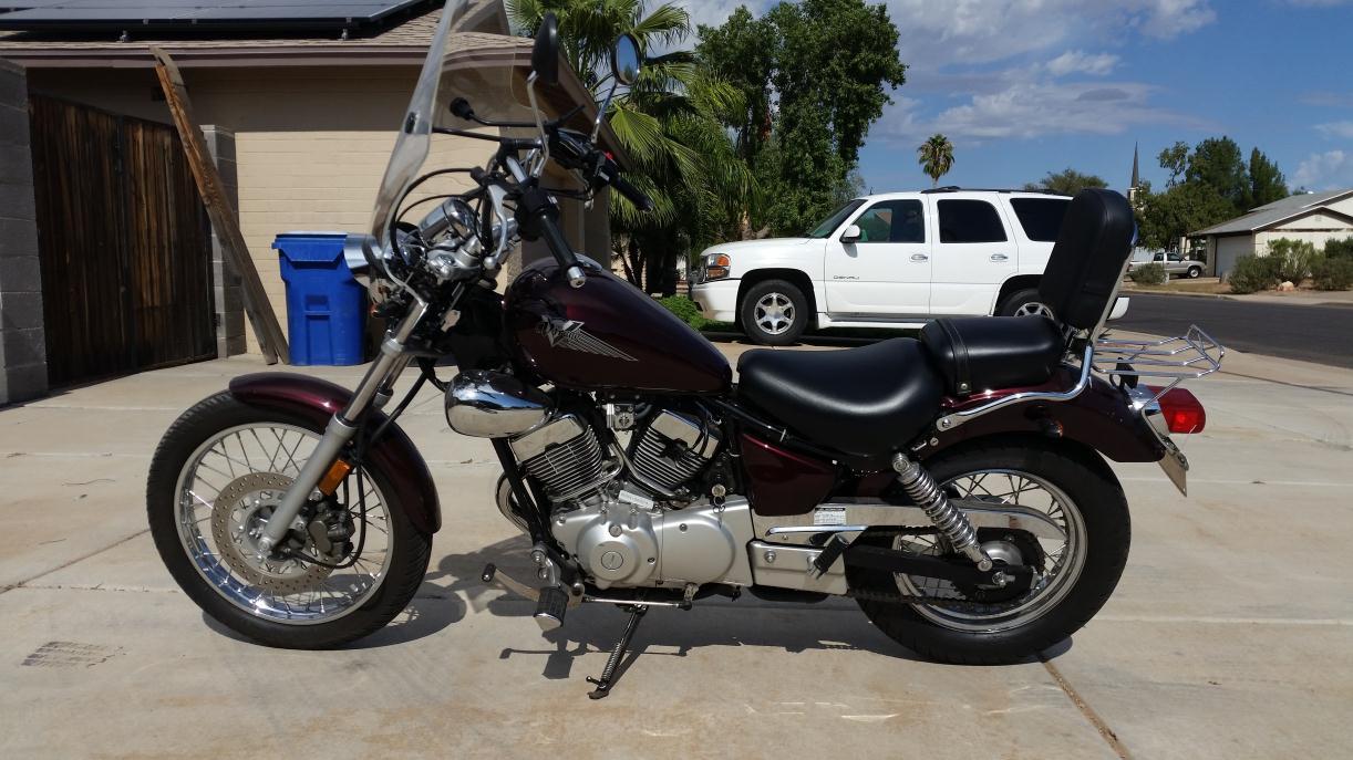 Yamaha Virago 250 Motorcycles For Sale In Arizona Fuel Filter 2007