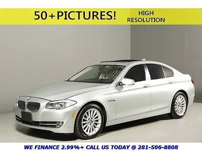 BMW : 5-Series 2013 535i SUNROOF LEATHER XENONS TWIN-TURBO 18