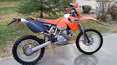KTM   EXC KTM 400 EXE, 2002, with KTM 450 kit. 26cc7b0939