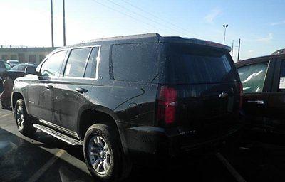 Chevrolet : Tahoe LT 2015 lt used 5.3 l v 8 16 v automatic rwd suv bose