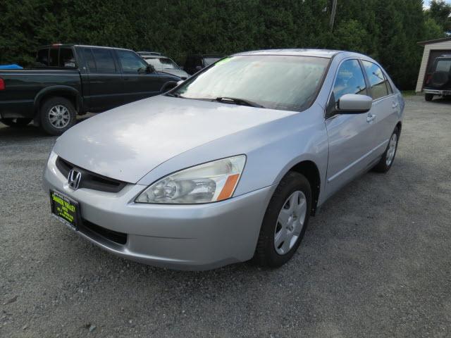 2005 Honda Accord 2.4 LX Enfield, NH