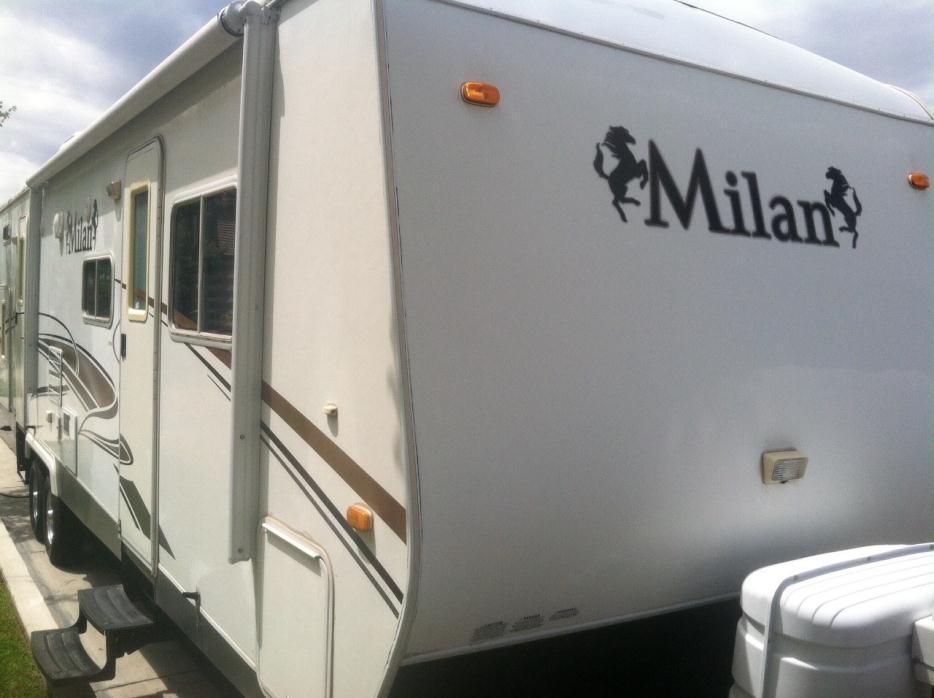 2010 Eclipse Recreational Vehicles Milan 29BHSG