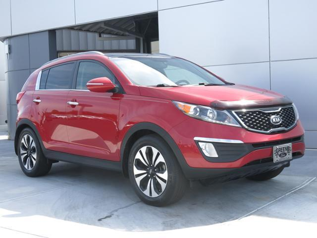 Kia : Sportage 2WD 4dr SX 2 wd 4 dr sx suv 2.0 l cd roof power sunroof roof panoramic roof sun moon spoiler
