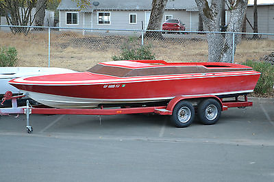 V-Drive Schiada Day Cruiser 22 ft 1974
