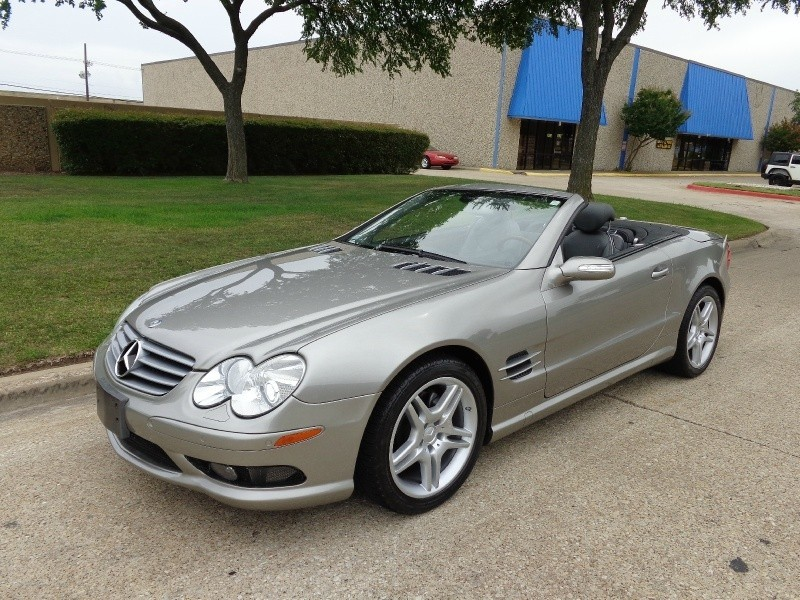 2006 Mercedes-Benz SL-Class 2dr Roadster SL550 NAVIGATION/ AMG WHEELS/ FINANCING