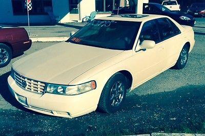 Cadillac : Seville STS 2001 cadillac seville sts sedan 4 door 4.6 l