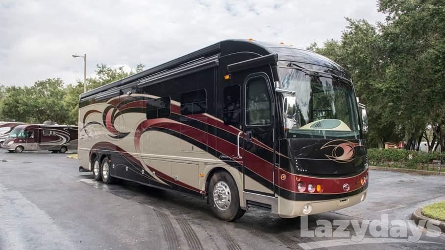 2013 American Coach Revolution 38S