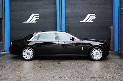 Rolls-Royce : Ghost 4dr Sedan EWB 2014 rolls royce ghost v spec log wheel base 144 month financing accept trades