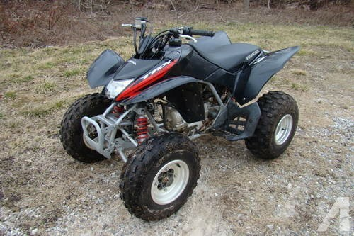 honda trx250ex motorcycles for sale in arizona. Black Bedroom Furniture Sets. Home Design Ideas